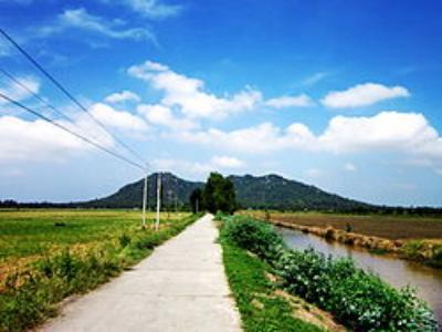Núi Ba Thê