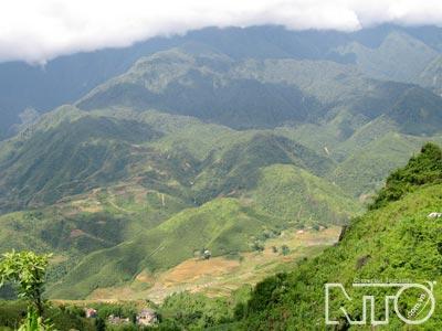 Núi Fansipan
