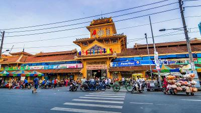 Phố Tàu Sài Gòn