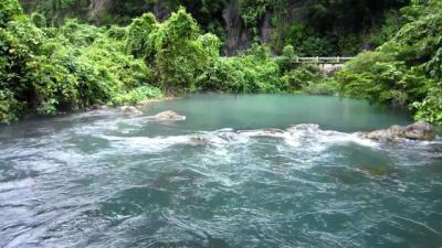 Suối Khoáng Kênh Gà
