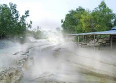 Suối nước nóng Hội Vân