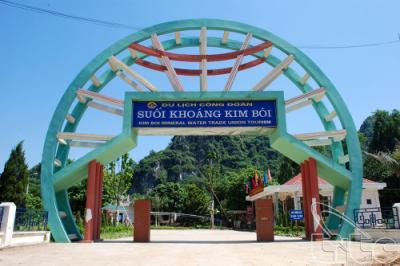 Kinh nghiệm du lịch Suối nước nóng Kim Bôi