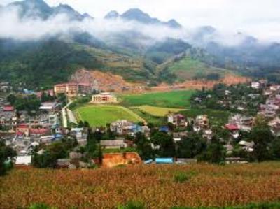 Kinh nghiệm du lịch Thị trấn Mường Khương
