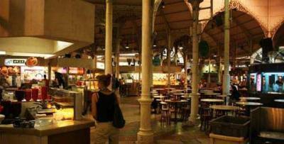 Trung tâm ẩm thực Maxwell Road Hawker