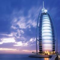 Dubai - Abu Dhabi [Dùng tiệc trà và ăn bánh phủ Vàng tại Khách sạn 8 sao]
