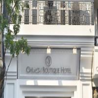 Khách sạn Church Boutique Hàng Trống