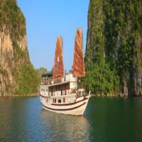 Du thuyền Garden Bay