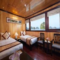 Phòng giường đôi hoặc 2 giường đơn tầm nhìn ra biển - 3 ngày 2 đêm