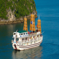 Du thuyền Gray Line Hạ Long
