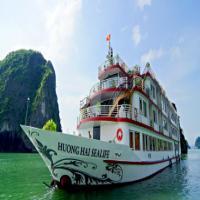 Du thuyền Huong Hai Sealife