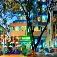 Khách Sạn Bamboo Green Riverside