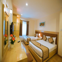 Khách Sạn Elegant Sài Gòn