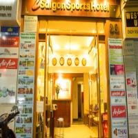 Khách sạn Sài Gòn Sports 1