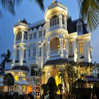 Khách Sạn Villa Sông Sài Gòn