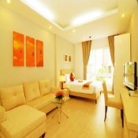 Khách sạn Saigon South Residence