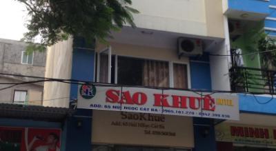 Khách sạn Sao Khuê