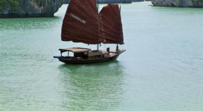 Du thuyền Tuấn Sailing Cát Bà