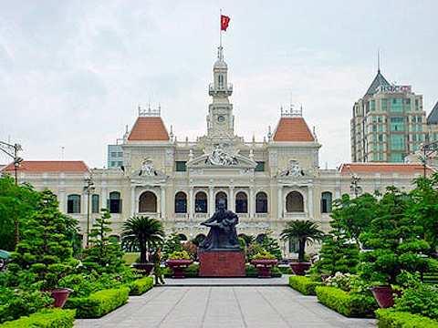 Kinh nghiệm du lịch Tp Hồ Chí Minh