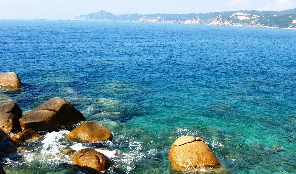 Kết quả hình ảnh cho Vịnh Vân Phong