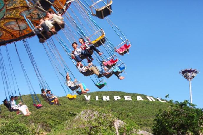 Vinpearl Land - Điểm du lịch được yêu thích nhất Nha Trang